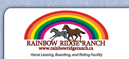 Rainbow Ridge Ranch - Horse Leasing, Boarding, and Riding Facility